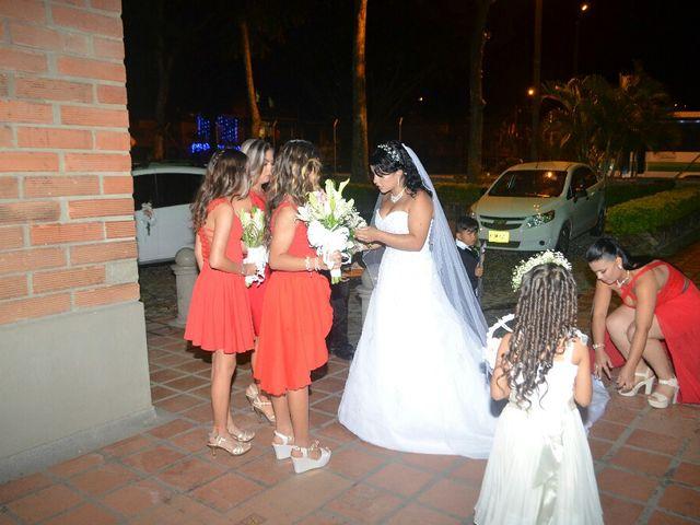 El matrimonio de Fredy y Heidy en Barbosa, Antioquia 13