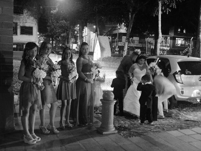 El matrimonio de Fredy y Heidy en Barbosa, Antioquia 14