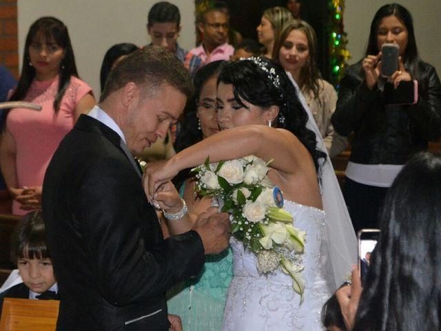 El matrimonio de Fredy y Heidy en Barbosa, Antioquia 17