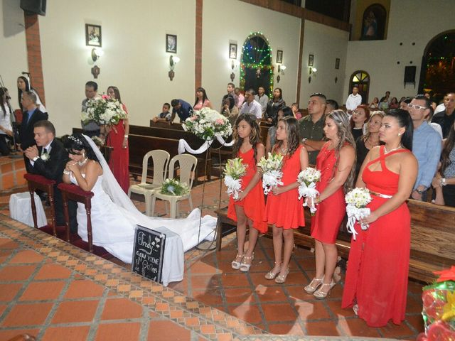El matrimonio de Fredy y Heidy en Barbosa, Antioquia 25