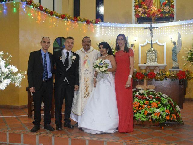 El matrimonio de Fredy y Heidy en Barbosa, Antioquia 27