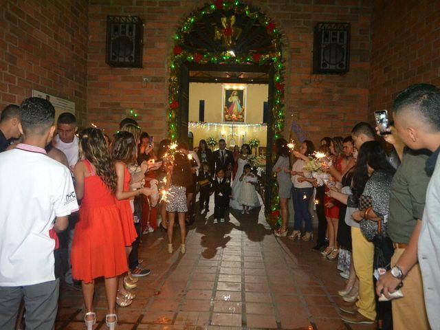 El matrimonio de Fredy y Heidy en Barbosa, Antioquia 28