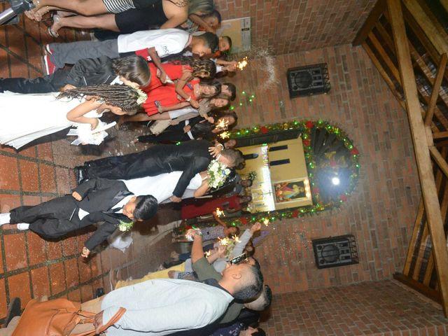 El matrimonio de Fredy y Heidy en Barbosa, Antioquia 30