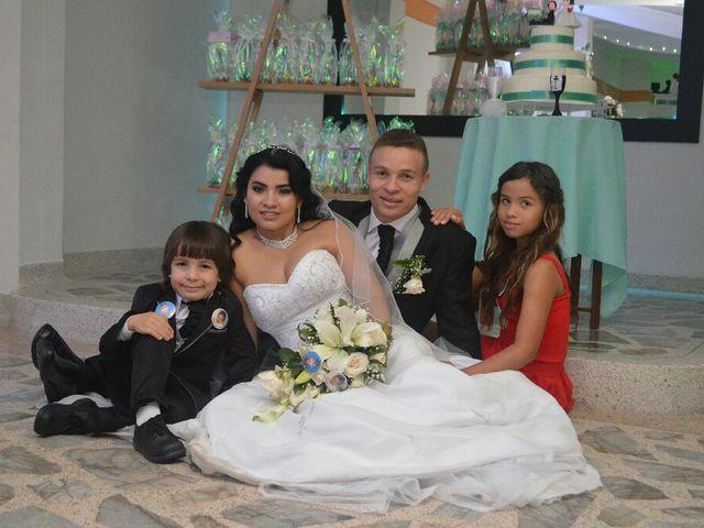 El matrimonio de Fredy y Heidy en Barbosa, Antioquia 39