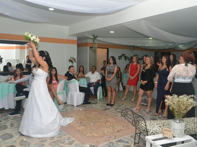 El matrimonio de Fredy y Heidy en Barbosa, Antioquia 47