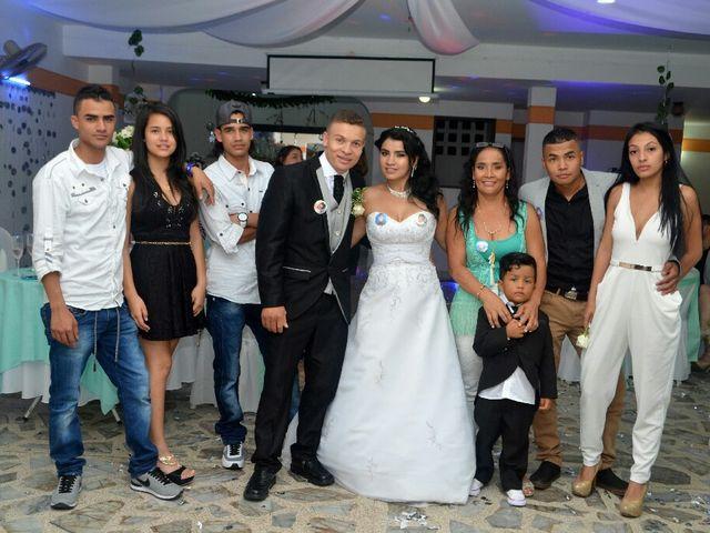 El matrimonio de Fredy y Heidy en Barbosa, Antioquia 50