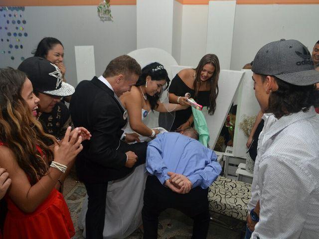 El matrimonio de Fredy y Heidy en Barbosa, Antioquia 65