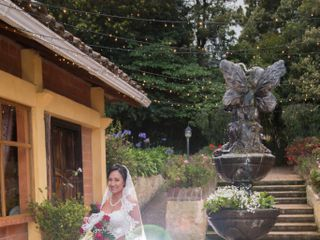 El matrimonio de Paola y Edwin 1