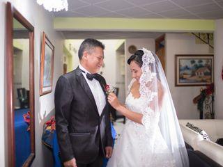El matrimonio de Paola y Edwin 2