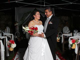El matrimonio de Lidia y Mauro 1