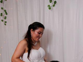 El matrimonio de Lidia y Mauro 2