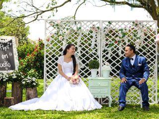 El matrimonio de Daniela y José 2