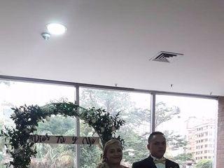 El matrimonio de Kelly y Dilver 1