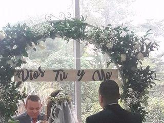 El matrimonio de Kelly y Dilver 2