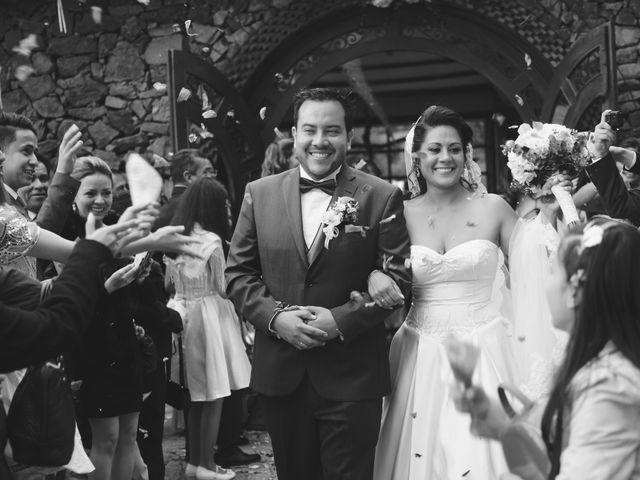 El matrimonio de Angela y Jaime