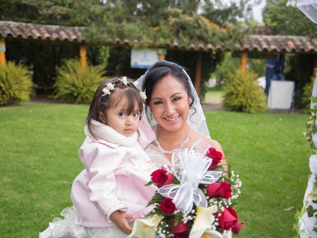 El matrimonio de Edwin y Paola en San Juan de Pasto, Nariño 5