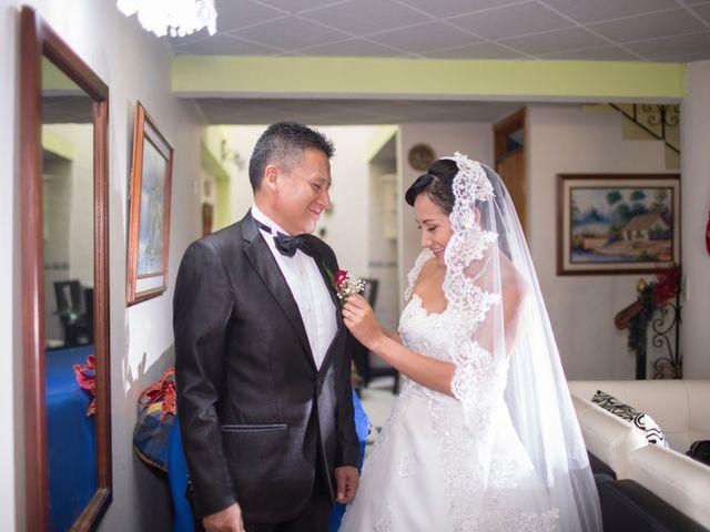 El matrimonio de Edwin y Paola en San Juan de Pasto, Nariño 8