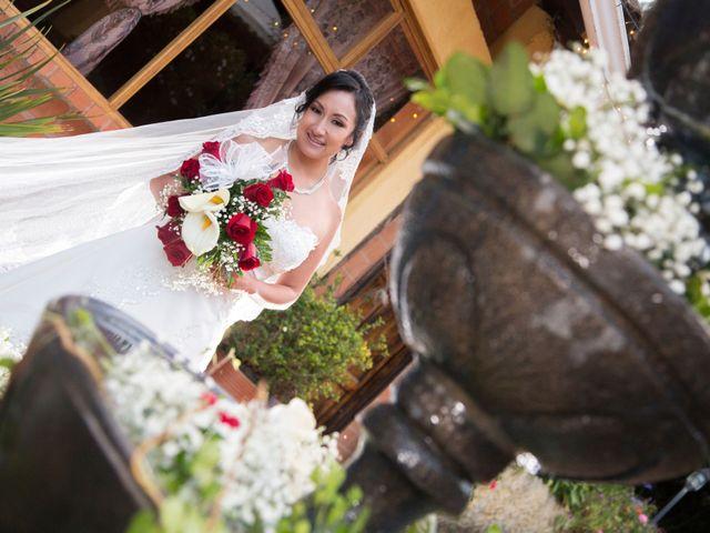 El matrimonio de Edwin y Paola en San Juan de Pasto, Nariño 11