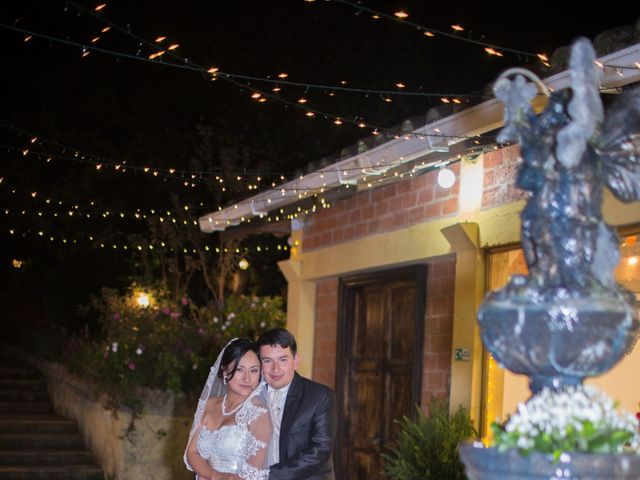 El matrimonio de Edwin y Paola en San Juan de Pasto, Nariño 14