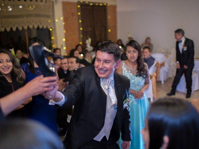 El matrimonio de Edwin y Paola en San Juan de Pasto, Nariño 15