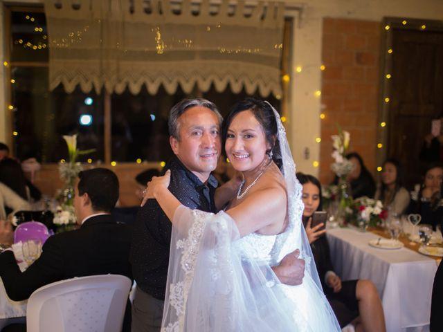 El matrimonio de Edwin y Paola en San Juan de Pasto, Nariño 17