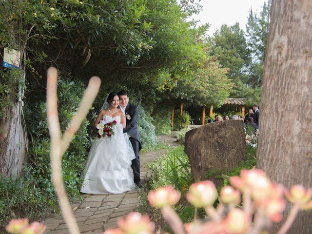 El matrimonio de Edwin y Paola en San Juan de Pasto, Nariño 19