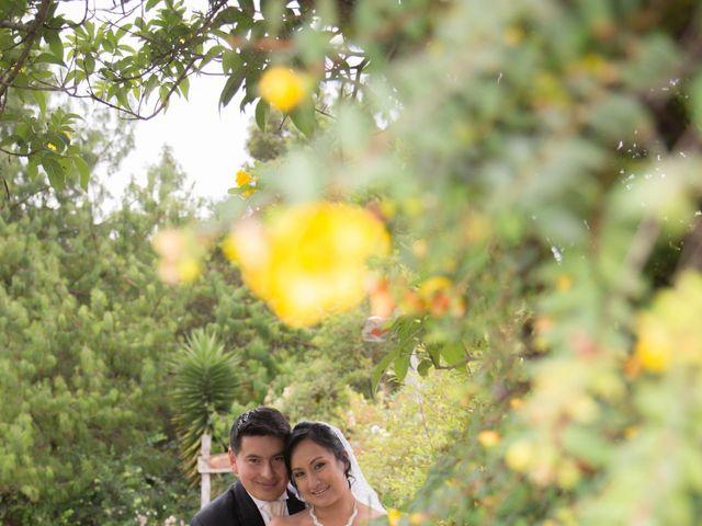 El matrimonio de Edwin y Paola en San Juan de Pasto, Nariño 21