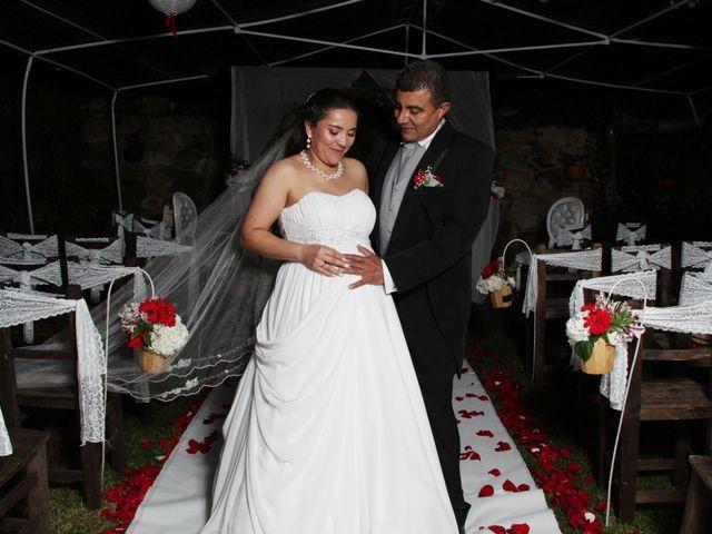 El matrimonio de Lidia y Mauro