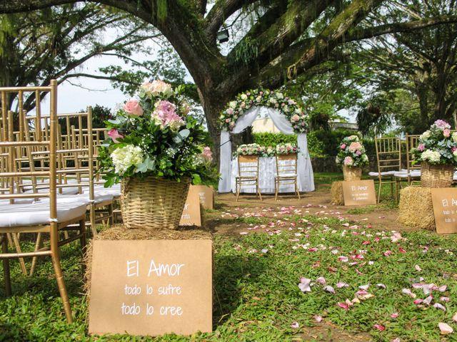 El matrimonio de José y Daniela en Jamundí, Valle del Cauca 6