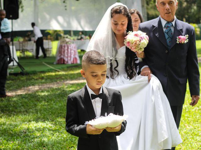 El matrimonio de José y Daniela en Jamundí, Valle del Cauca 10
