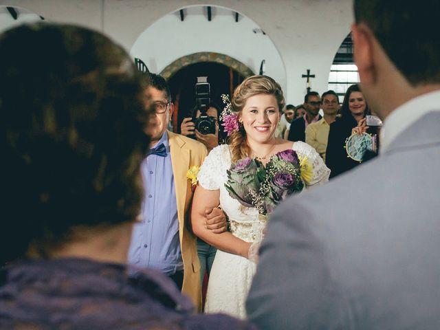 El matrimonio de Felipe y Carolina en Envigado, Antioquia 14