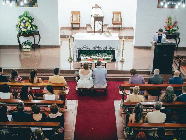 El matrimonio de Felipe y Carolina en Envigado, Antioquia 15