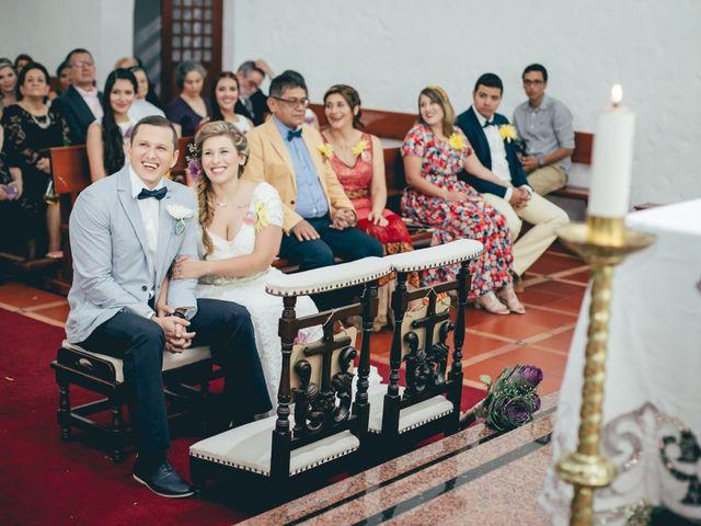 El matrimonio de Felipe y Carolina en Envigado, Antioquia 18