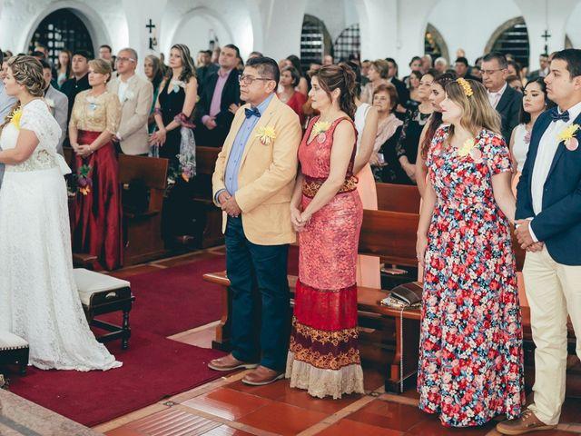 El matrimonio de Felipe y Carolina en Envigado, Antioquia 20
