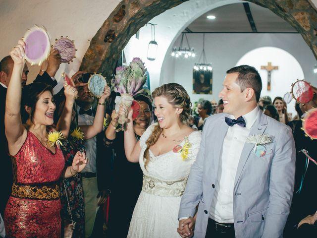 El matrimonio de Felipe y Carolina en Envigado, Antioquia 24