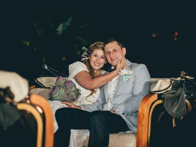 El matrimonio de Felipe y Carolina en Envigado, Antioquia 33