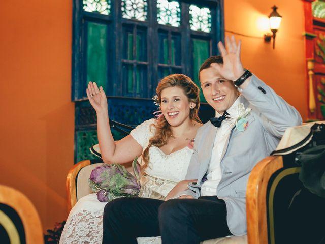 El matrimonio de Felipe y Carolina en Envigado, Antioquia 34