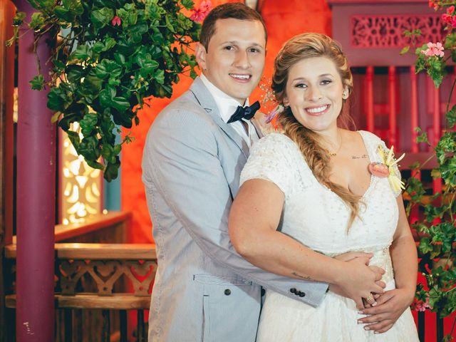 El matrimonio de Felipe y Carolina en Envigado, Antioquia 36