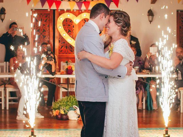 El matrimonio de Felipe y Carolina en Envigado, Antioquia 43