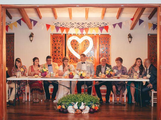 El matrimonio de Felipe y Carolina en Envigado, Antioquia 2