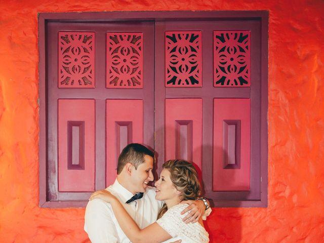 El matrimonio de Felipe y Carolina en Envigado, Antioquia 53
