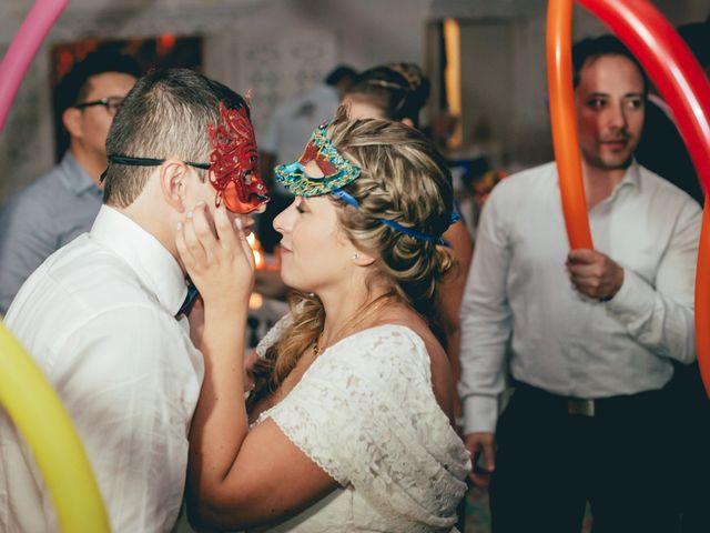 El matrimonio de Felipe y Carolina en Envigado, Antioquia 56