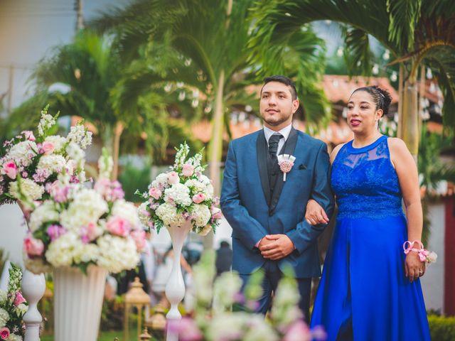 El matrimonio de Yurgen y Yuli en Piedecuesta, Santander 1