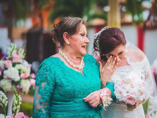 El matrimonio de Yurgen y Yuli en Piedecuesta, Santander 3