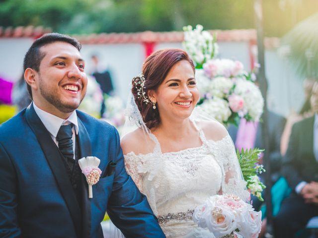 El matrimonio de Yurgen y Yuli en Piedecuesta, Santander 4