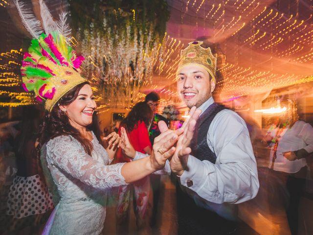 El matrimonio de Yurgen y Yuli en Piedecuesta, Santander 11