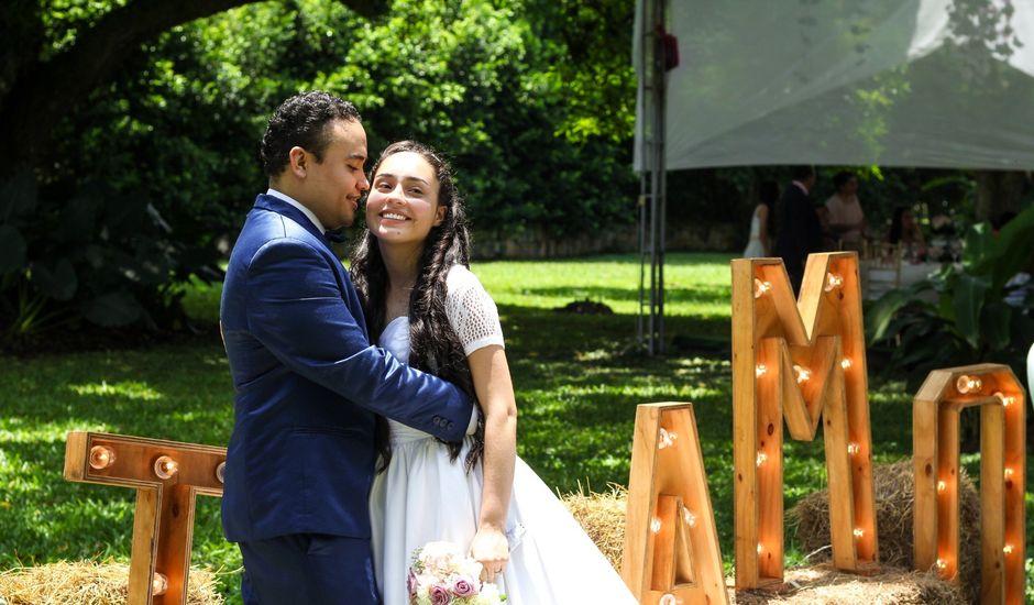 El matrimonio de José y Daniela en Jamundí, Valle del Cauca