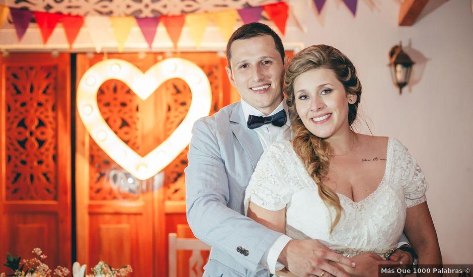 El matrimonio de Felipe y Carolina en Envigado, Antioquia