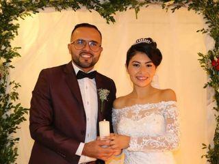 El matrimonio de Maryi y Emanuel
