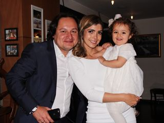 El matrimonio de Tatiana y Mario 2